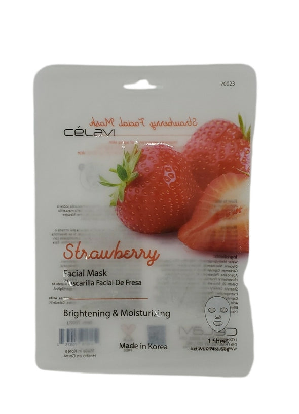 Face Mask Strawberry