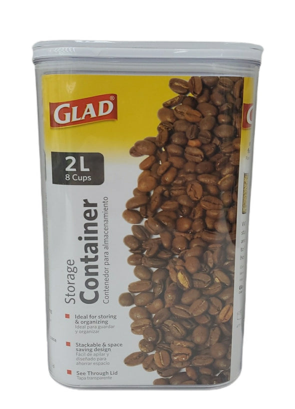 GLAD DRY FOOD STORAGE CONTAINER