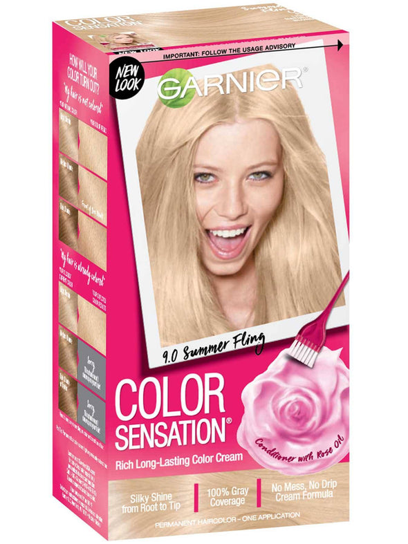 Tinte COLOR SENSATION