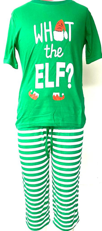 Set de Pijama (Damas) - What the Elf?