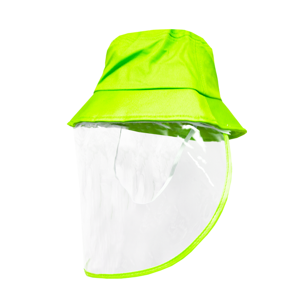 Sombrero con Face Shield - Niños
