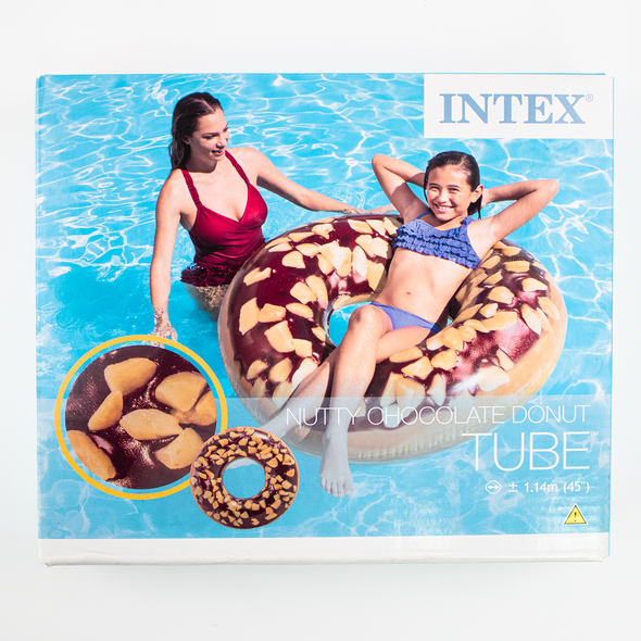 Intex Tubo Inflable En Forma De Dona