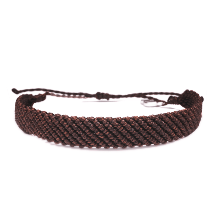 Blackberry Braided Bracelet