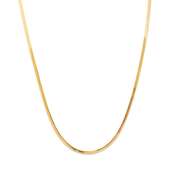 Heavenly Necklace Gold