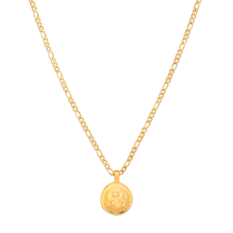 Reflection Necklace Gold