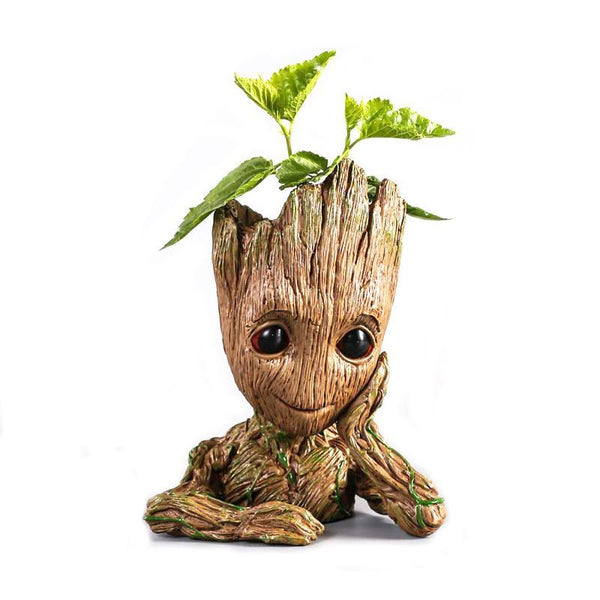 DealsChampion Creative Groot Man Planter Pot