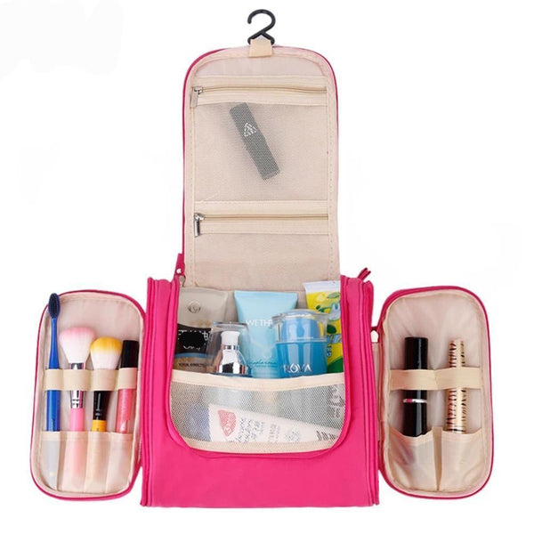 DealsChampion Pink Multi-functional Hanging Travel Organizer