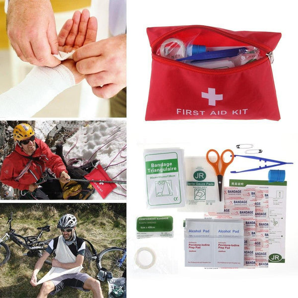 DealsChampion Travel Sport Emergency First Aid Kit