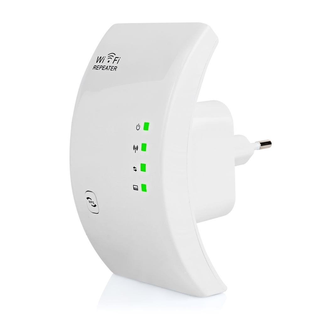 DealsChampion Wifi Repeater EU / White WiFi Smart Repeater