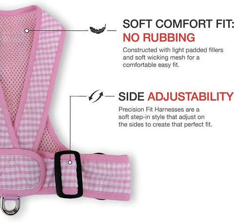 Features No Rubbing Adjustable Fit