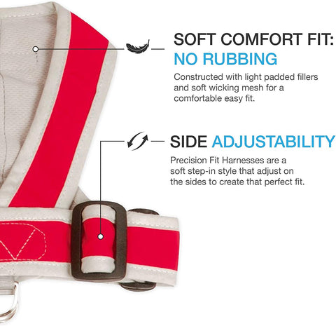 Features image no rubbing and adjustable buckles