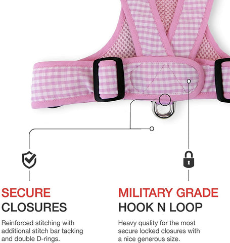Features adjustable closure military grade velcro like hook and loop closure
