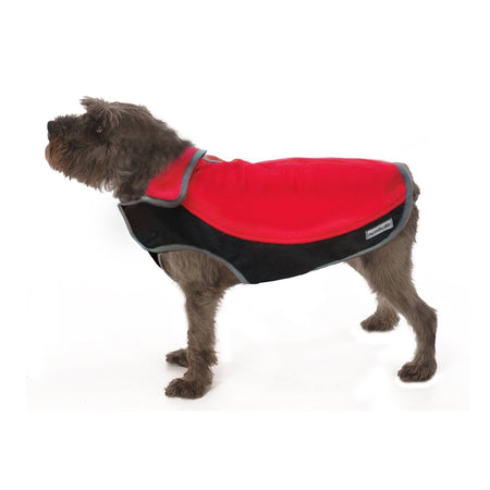9550 Apre` Ski Winter Dog Coat. Waterproof. Feather Light Hood. Teacup, Small to Large Dog to 80 LBS