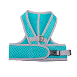 5301 Step Easy Reflective Mesh Harness for Small Dogs, Teacup and Puppies up to 20 LBS