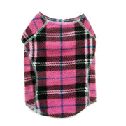 6760 Fleece Patterned Sweater for All Dogs. Up to 120 LBS