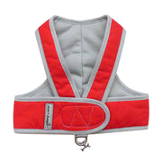Step N Go Harness in Red