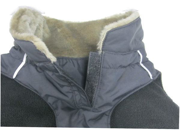 My Canine Kids | Cloak and Dawggie  Hi Tech Dog Coat for Cold Weather