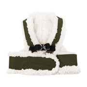 9500 Aspen Winter Dog Harness. Lined. Waterproof.