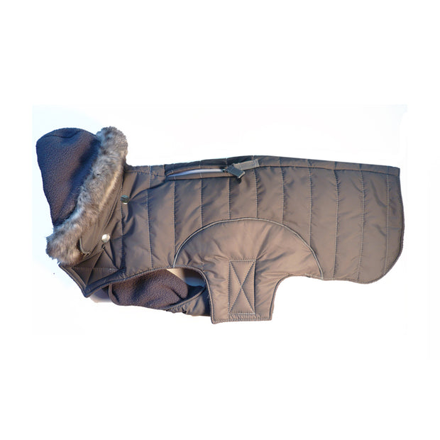 My Canine Kids | Cloak and Dawggie  Apres Ski Winter Dog Coat