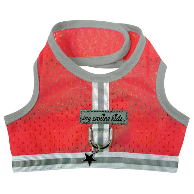 3802 Athletic Mesh Reflective Vest Harness Up to 15 LBS