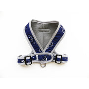 Navy Bandana Dog Harness XS Small Dog Puppy My Canine Kids