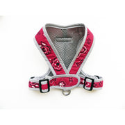 Red Bandana Dog Harness Small Dog Puppy My Canine Kids Precision Fit