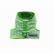 Cloak & Dawggie Teacup XXS Dog Harness Vest Green