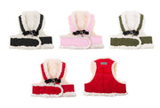 9500 Aspen Winter Dog Harness. Lined. Waterproof. Small Dogs, Teacup, Puppy to 20 LBS  cloakanddawggie-mycaninekids
