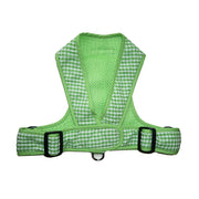 green ginham dog harness xs small my canine kids