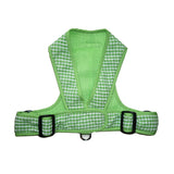 4101 Precision Fit Gingham Harness for Small Dogs, Puppies and Teacups up to 40 LBS