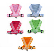 4101 Precision Fit Gingham Harness Up to 40 LBS