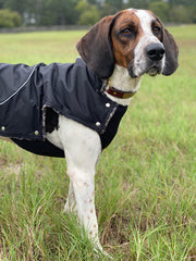 2450 Mighty Dog Stretch Jacket for Barrel-Chested Dogs
