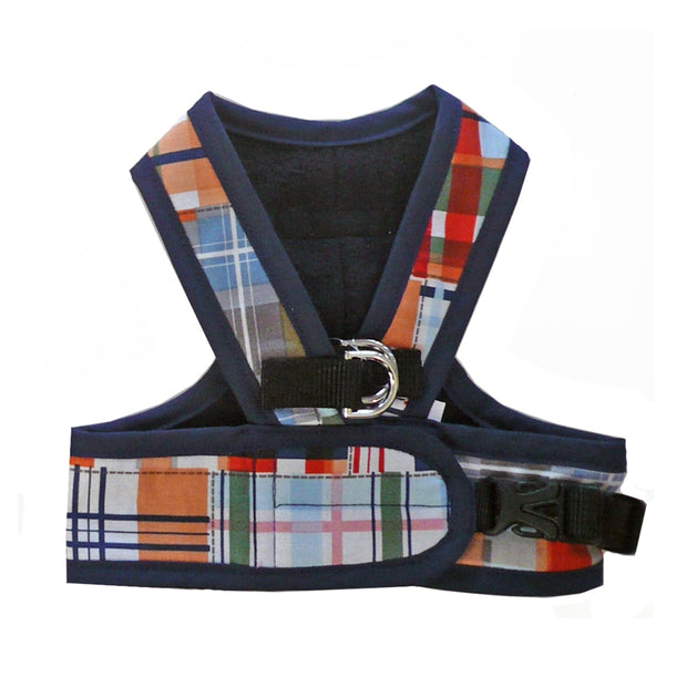 5500 Step Easy Printed Fleece Lined Soft Harness