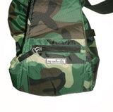 Easy Walk Sport TINY Pet Sling Carrier in Camo Print. For  Teacup, Extra Small Dogs up to 7 or 8 LBS