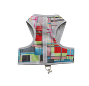 Step n Go Plaid  Harness