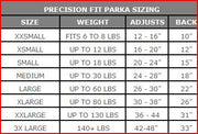 2275 Precision Fit Extreme Polar Parka Up to 80 LBS