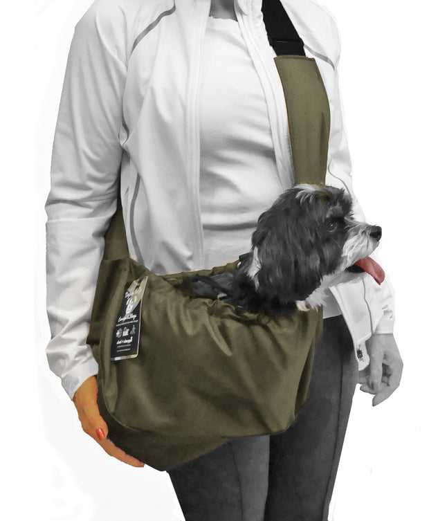 8722 Easy Walk Sport Tiny Dog Pet Sling Carrier For Tiny, Small Dogs