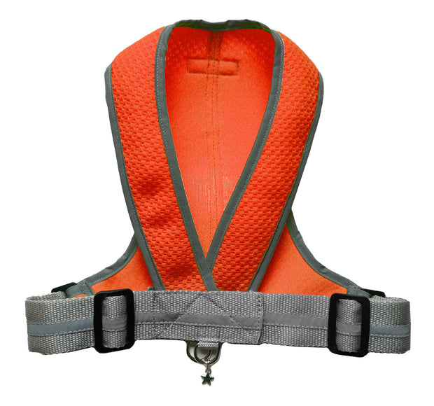 3101 Precision Fit Reflective Mesh Sport Harness Up to 40 LBS