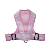 Pink Gingham Dog Harness Small Doggy My Canine Kids