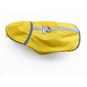 Teacup dog raincoat yellow XXS waterproof coat cloak & dawggie