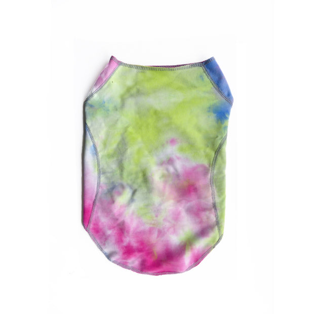 6555 Tie Dyed TShirt For All Size Dogs up to 100+ LBS
