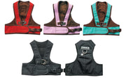 5500 Step Easy Fleece Lined Soft Harness Up to 20 LBS