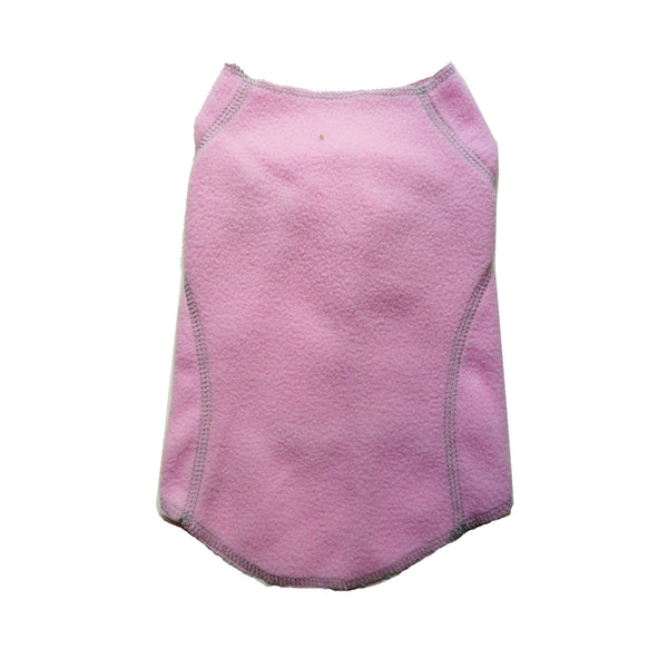 6500 Fleece Sweater for Dogs. Cool Weather Fleece for Tiny, Teacup and XL Large Dogs up to 120 LBS