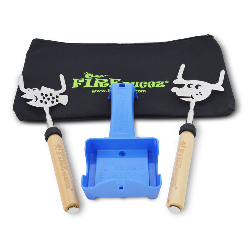 Campfire Fun Pak Roaster Bundle