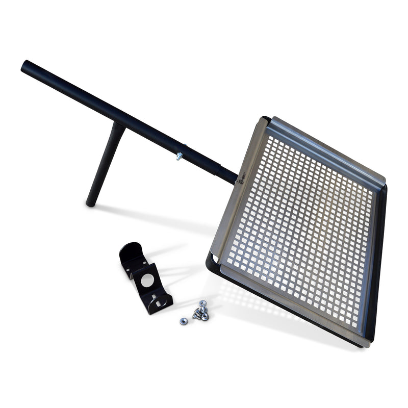 Swivel Grill Fire Pit Grill Accessory