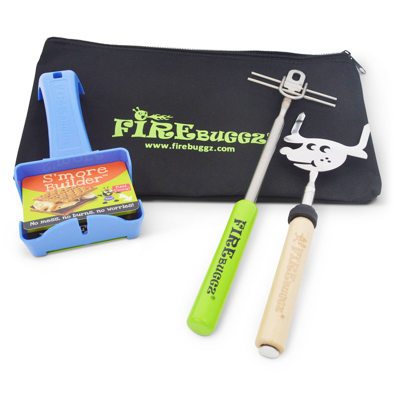 Flipp Stikk, Animal Roaster, S'more Builder Bundle with Bag