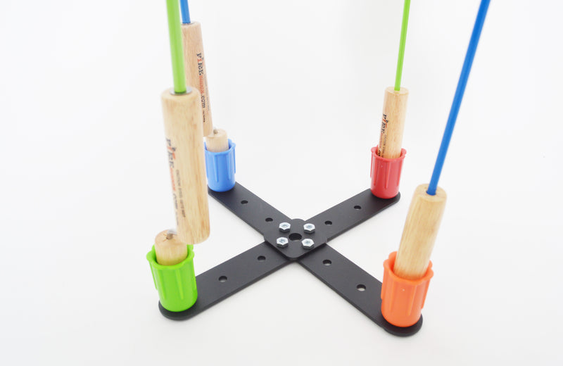 Roasting Pole Holder Stand