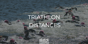 All the Triathlon distances explained (super sprint to Ironman)