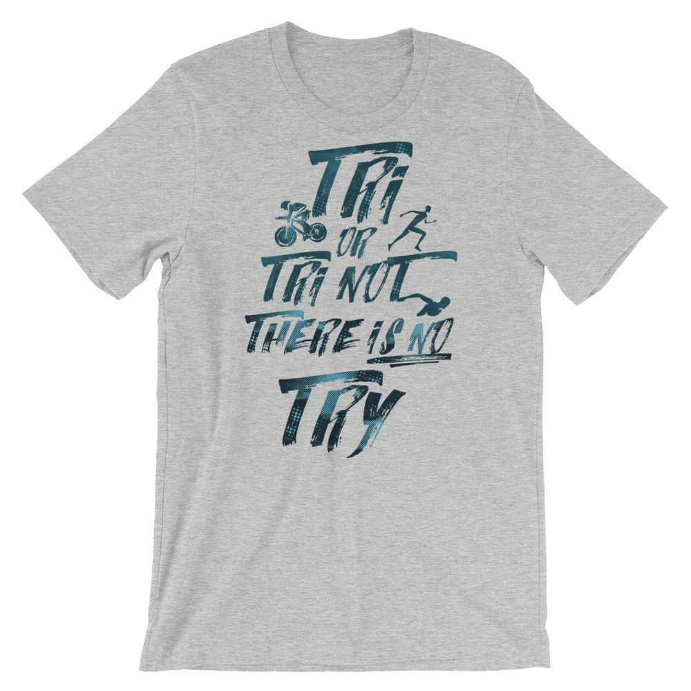 Tri or Tri Not - There is no Try