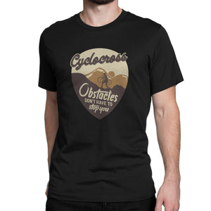 Cyclocross Obstacles - Cycling T shirt